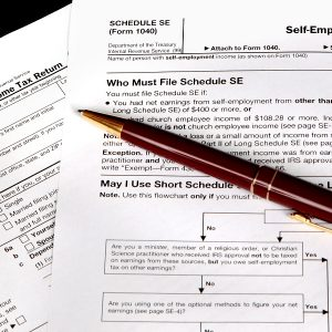 Self Employed Tax Filing